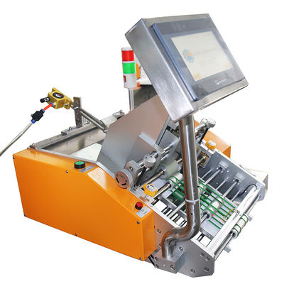 Fiche Servo Paging Counting Feeder Automatic Card Feeder